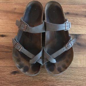 Birkenstock Mayari sandal size 39